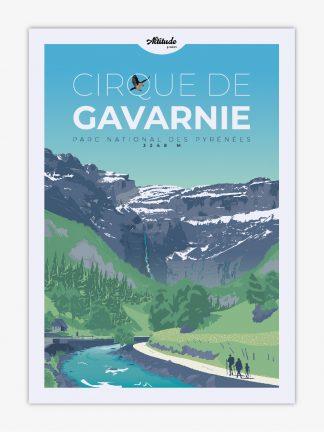 Carte postale Cirque de Gavarnie Pyrénées