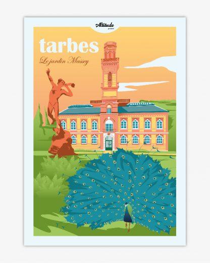 Carte postale Tarbes Pyrénées